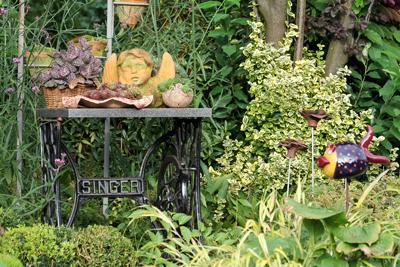 Fotowettbewerb gartendeko for Gartendeko tisch